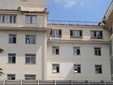 Roma uomo minaccia suicidio dal sesto piano dell 39 ospedale for Ospedale sesto san giovanni