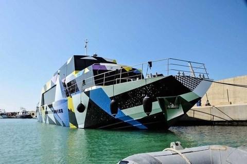 Dal Guilty Al Venus Di Steve Jobs Sfilata Super Yacht Sul Litorale Romano