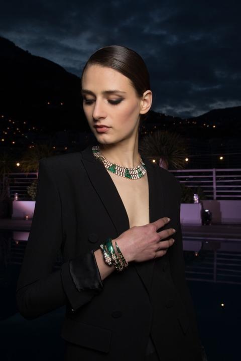 Bulgari svela la nuova collezione di alta gioielleria the for Collezione bulgari