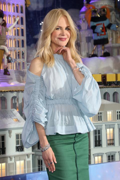 """Nicole Kidman dice: """"Basta alla chirurgia plastica!"""""""