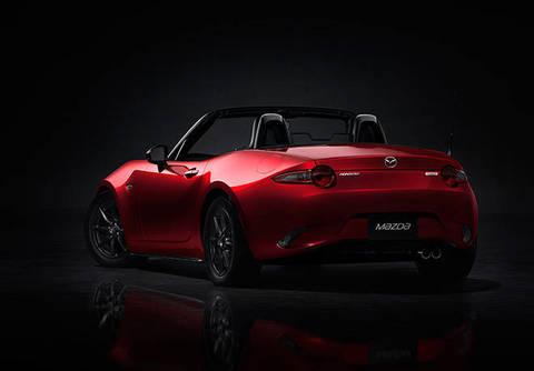 Nuova Mazda MX-5, torna la spider piu' famosa del mondo - Il ...