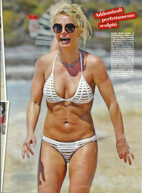 Brittany spears bikini pictures