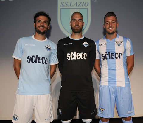Terza Maglia Lazio MARCO PAROLO