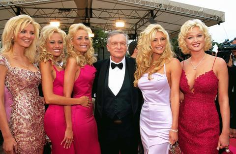 Il papà di Playboy sepolto accanto a Marilyn