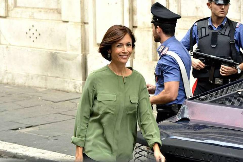 Le donne di forza italia all 39 ufficio di presidenza il for Deputati di forza italia