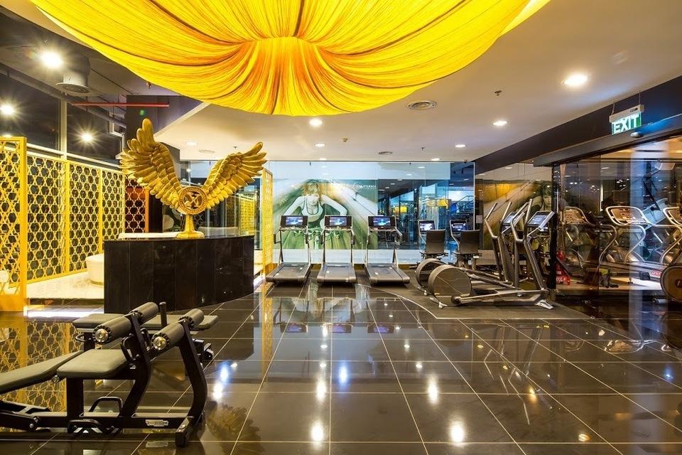 Vietnam la palestra pi costosa del mondo il for Piano casa palestra