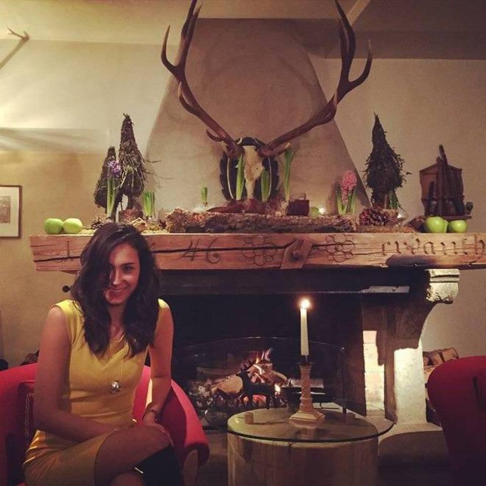 Caterina balivo alcune foto sul suo profilo facebook il for Suo e suo armadio