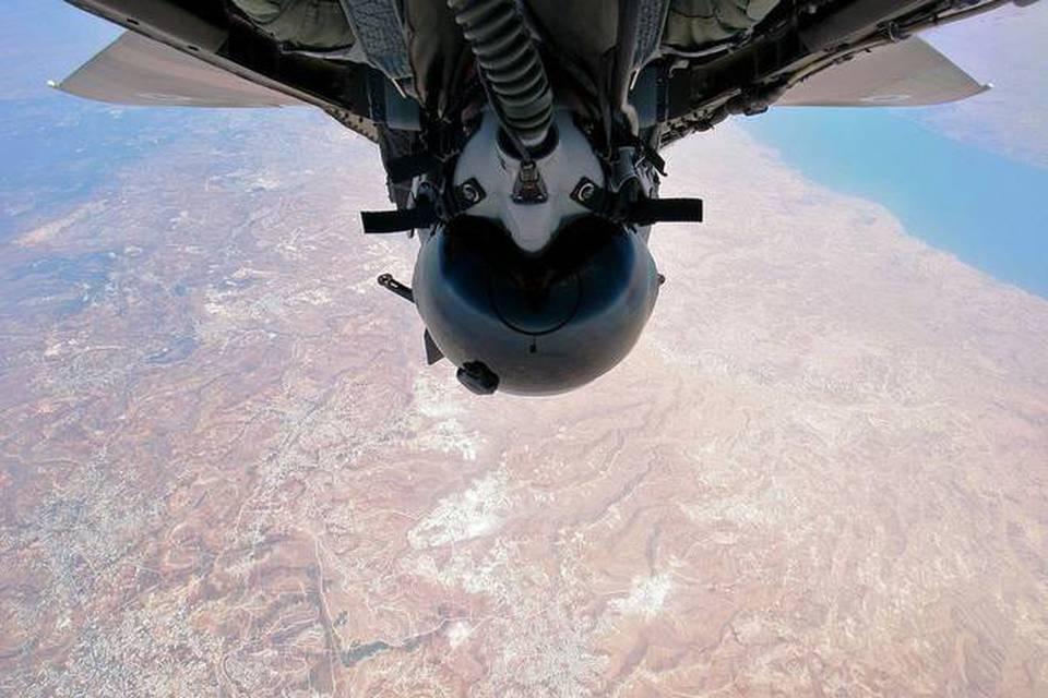 Aerei Da Caccia Turboelica : I piloti degli aerei da caccia si fanno selfie il