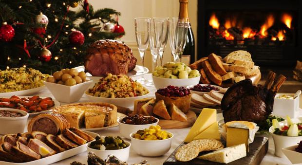 Natale, tavole imbandite con prodotti italiani: spesi 2,3 miliardi, 5% in più rispetto al 2015