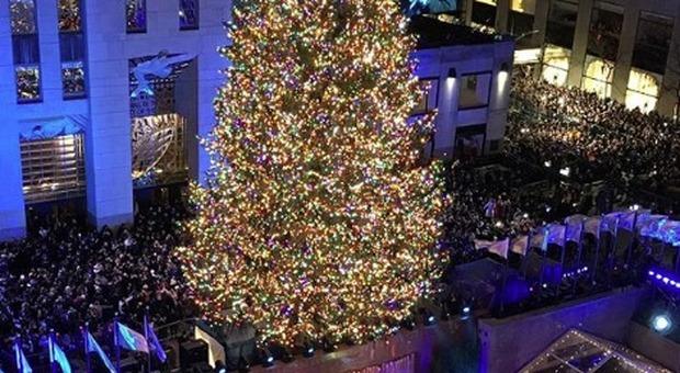 Addobbi Natalizi Giganti.Natale E Capodanno A New York Un Evergreen Che Non Delude Mai