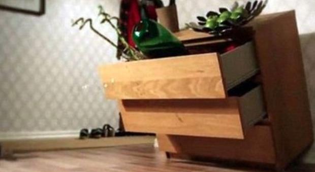 Cassettoni Per Bambini.Ikea Otto Bambini Morti L Azienda Ritira 29 Milioni Di