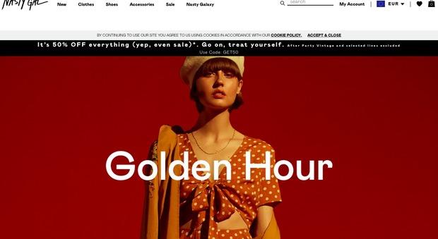 3e8f7d390b MissGuided.eu. Vestirsi come le fashion blogger senza spendere una fortuna  dovrebbe essere il mantra di questo sito inglese che fa dello street style  la sua ...