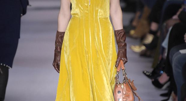 63d12450ca72 Velluto, fiori e look androgino: cosa abbiamo imparato dalle fashion week
